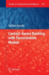Context-Aware Ranking with Factorization Models