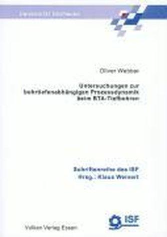 Untersuchungen zur bohrtiefenabhängigen Prozessdynamik beim BTA-Tiefbohren