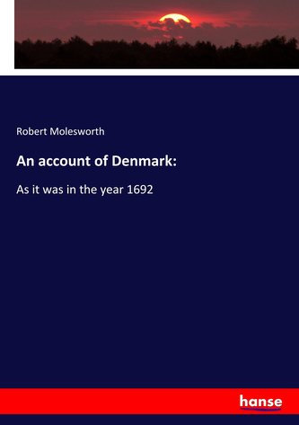 An account of Denmark: