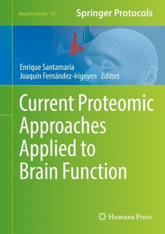 Current Proteomic Approaches Applied to Brain Function