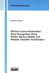 Off-line Cursive Handwritten Word Recognition Using Hidden Markov Models and Multiple Classifier Combination