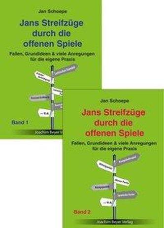 Jans Streifzüge durch die offenen Spiele (Bundle)