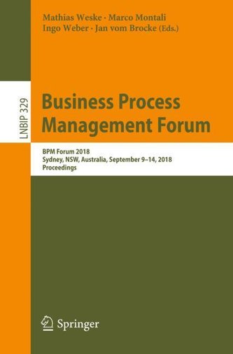 Business Process Management Forum