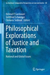 Philosophical Explorations of Justice and Taxation