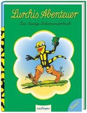 Lurchis Abenteuer 5: Das lustige Salamanderbuch