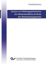 Analyse von Wirkungspotentialen der Markentradition als Basis des Markenmanagements