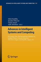 Proceedings of the Third International Conference on Intelligent Human Computer Interaction (IHCI 2011), Prague, Czech Republic,