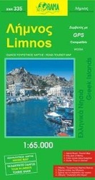 Limnos 1 : 65 000