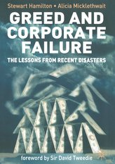 Greed and Corporate Failure