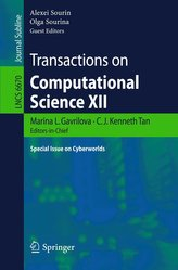 Transactions on Computational Science XII