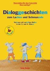 Dialoggeschichten zum Lachen und Schmunzeln / Silbenhilfe