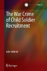 The War Crime of Child Soldier Recruitment