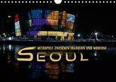 Seoul - Metropole zwischen Tradition und Moderne (Wandkalender 2021 DIN A4 quer)