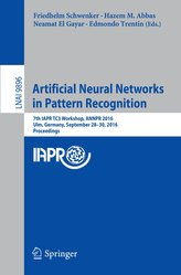 Artificial Neural Networks for Pattern Recognition