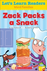 Let\'s Learn Readers: Zack Packs A Snack