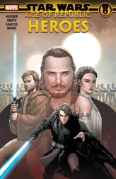 Star Wars: Age Of The Republic - Heroes