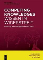 Competing Knowledges - Wissen im Widerstreit