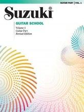 Suzuki Guitar School Guitar 1