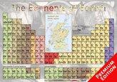 The Elements of Scotch - Poster 100x70cm - Premium Edition