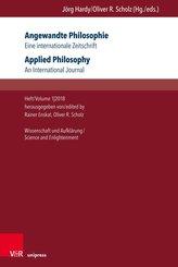 Angewandte Philosophie. Eine internationale Zeitschrift / Applied Philosophy. An International Journal