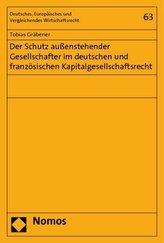 Der Schutz außenstehender Gesellschafter im deutschen und französischen Kapitalgesellschaftsrecht