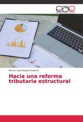 Hacia una reforma tributaria estructural