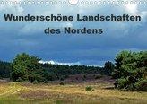 Wunderschöne Landschaften des Nordens (Wandkalender 2021 DIN A4 quer)