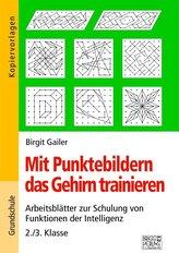 Mit Punktebildern das Gehirn trainieren - 2./3. Klasse