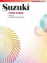 Suzuki Piano School 1 New International Edition Buch