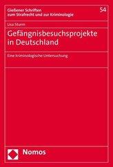 Gefängnisbesuchsprojekte in Deutschland