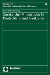 Gesetzlicher Mindestlohn in Deutschland und Frankreich