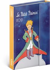 Týdenní magnetický diář Malý princ – Planeta 2021