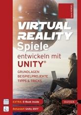 Virtual Reality-Spiele entwickeln mit Unity 3D