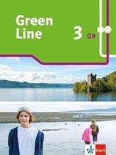 Green Line 3 G9. Schülerbuch. Fester Einband Klasse 7