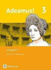 Adeamus! - Ausgabe C Band 3 - Latein als 2. Fremdsprache