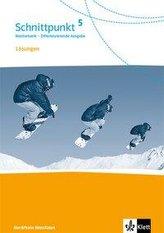 Schnittpunkt Mathematik 5. Differenzierende Ausgabe Nordrhein-Westfalen. Lösungen Klasse 5