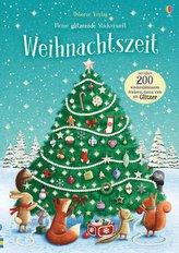 Meine glitzernde Stickerwelt: Weihnachtszeit