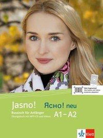 Jasno! neu A1-A2. Übungsbuch + MP3-CD + Videos online