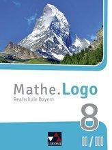 Mathe.Logo Bayern 8 II/III - neu