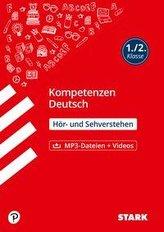 STARK Kompetenzen Deutsch 1./2. Klasse - Hör- und Sehverstehen