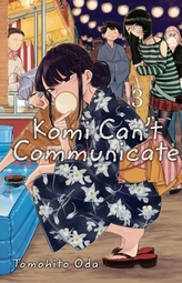 Komi Can\'t Communicate, Vol. 3