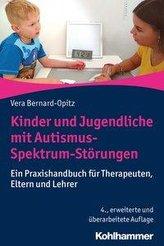 Kinder und Jugendliche mit Autismus-Spektrum-Störungen