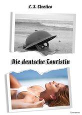 Die deutsche Touristin