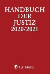 Handbuch der Justiz 2020/2021