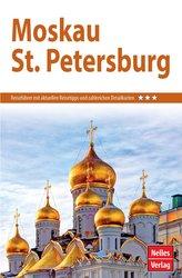 Nelles Guide Reiseführer Moskau - St. Petersburg