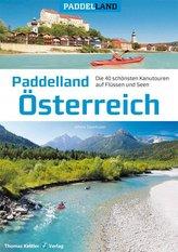 Paddelland Österreich