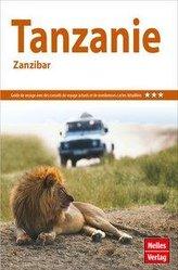 Tanzanie - Zanzibar (frz. Ausgabe)