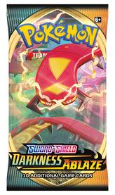 Pokémon TCG: SWSH03 Darkness Ablaze - Booster