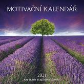 Kalendář 2021 - Motivační kalendář, nástěnný