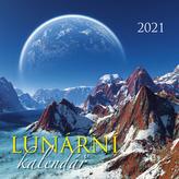 Kalendář 2021 - Lunární, nástěnný